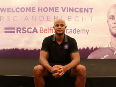 Former Manchester City captain Vincent Kompany calls for more diversity in football to tackle racism