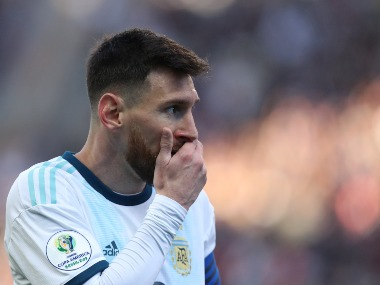 FIFA World Cup 2022 Qualifiers Lionel Messiless Argentina to start qualifying campaign against Ecuador