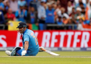 File image of MS Dhoni. Reuters