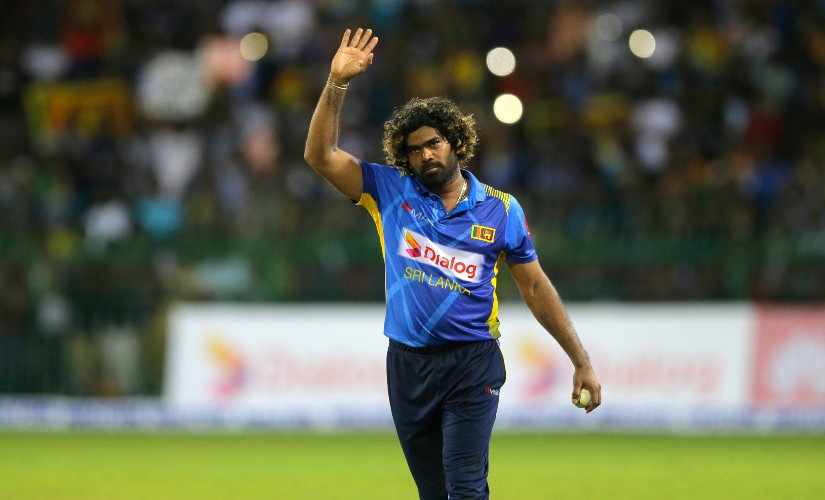 Malinga finished his ODI career with 338 wickets – the ninth highest in the list of leading wicket takers in the 50-over format. AP