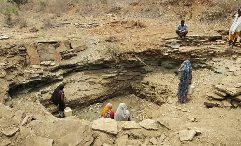 Recurrent water crisis forces Mawasis in MP to migrate to cities for livelihood as parched forests run dry of produce