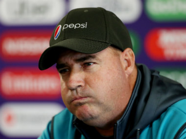 Mickey Arthur's contract expired at the end of the 2019 ICC World Cup. Reuters