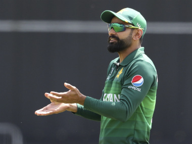 File image of Mohammad Hafeez. AP