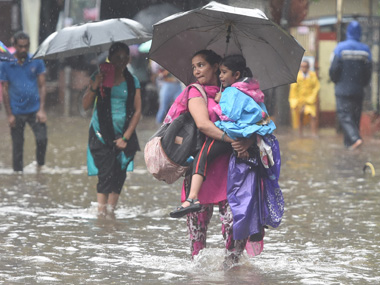 Monsoon fury to subside in Maharashtra but East and North East India at risk of flooding next week