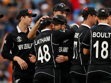 New Zealand team's homecoming ceremony put on hold due to players arriving in batches at different times. Reuters