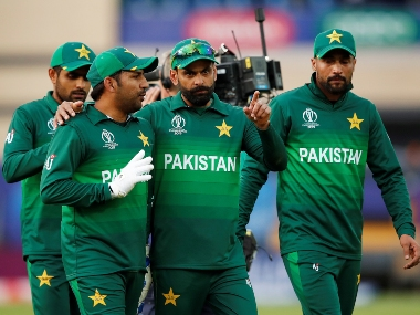 Pakistan claimed 9 points off the 8 matches they played. Reuters