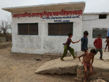 Dalit children in Madhya Pradesh are forced to quit school due to harassment casteism by teachers students