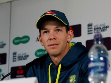 File picture of Tim Paine. Reuters