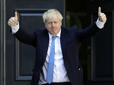 UK election 2019 Boris Johnson unveils Conservative Partys manifesto promises better healthcare education immigration system post Brexit
