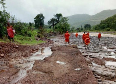 Tiware dam breach in Maharashtras Ratnagiri Toll rises to 20 three missing as NDRFs rescue operation enters seventh day