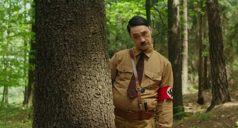 Jojo Rabbit movie review Taika Waititis Hitler film is a delightful and heartfelt surprise filled with raucous energy