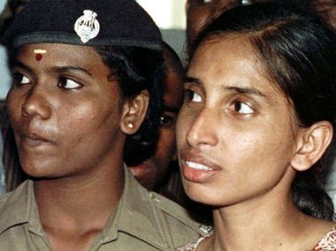 Rajiv Gandhi assassination Convict Nalini Sriharan gets 30day parole from Madras HC to attend daughters marriage