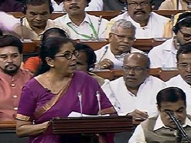 Union Budget 2019 Nirmala Sitharaman presents nochange Budget one mustnt read too much into numbers