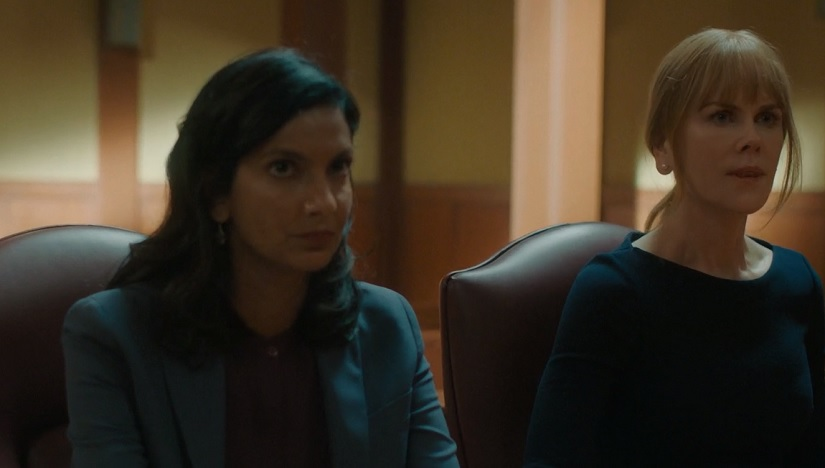 Big Little Lies season 2 Poorna Jagannathan says acting with Nicole Kidman Meryl Streep brought me to my knees