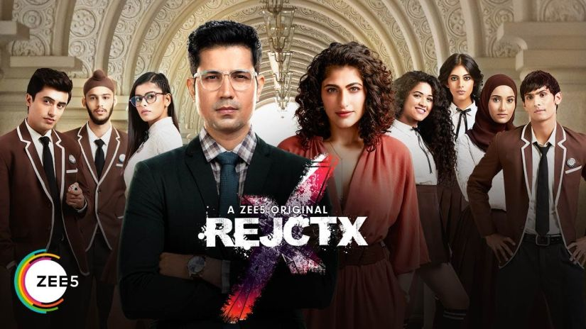 Goldie Behl on his web series RejectX and rumours of it being a sequel to popular TV show Remix