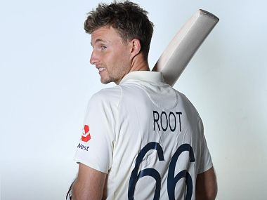 Players will wear numbers on their back. Image courtesy: Twitter/@englandcricket