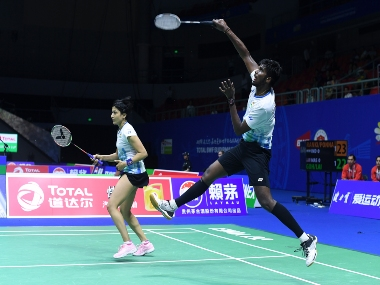 Thailand Open 2019 Satwiksairaj Rankireddy Ashwini Ponnappa stun Olympic silver medallists Chan Peng Soon and Goh Liu Ying in mixed doubles