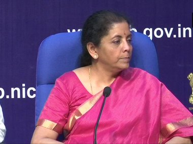 Task force on Direct Tax Code submits report to Finance Minister Nirmala Sitharaman