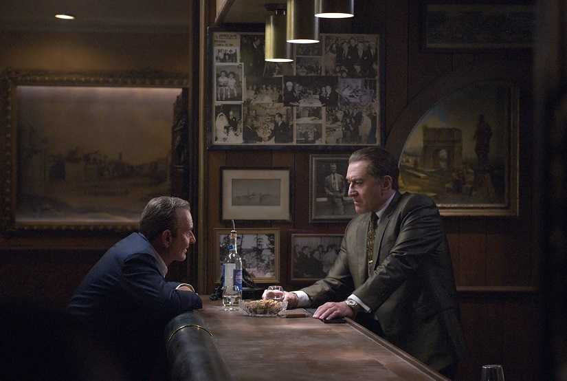 The Irishman movie review Martin Scorsese is the king of gangster films and this masterpiece adds to his legacy