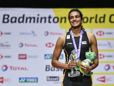 BWF World Championships 2019 PV Sindhu left speechless after creating history says she was waiting for gold medal for a very long time