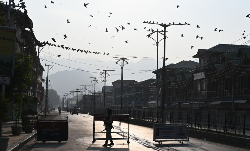 Kashmir after Article 370 Cut off from the rest of India and the world residents say it looks like 1947 all over again