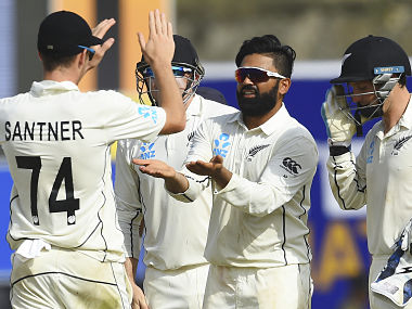 It was the second five-wicket haul in Test cricket for Bombay-born Patel. AFP