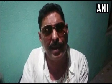 Not scared of being arrested says Bihar MLA Anant Kumar Singh after recovery of AK47s from home claims hell surrender in 34 days
