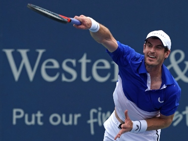 WinstonSalem Open Andy Murray loses to Tennys Sandgren in first round as singles comeback continues
