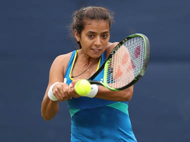 US Open 2019 Indias Ankita Raina out of qualifiers after losing hardfought threeset match to Denisa Allertova