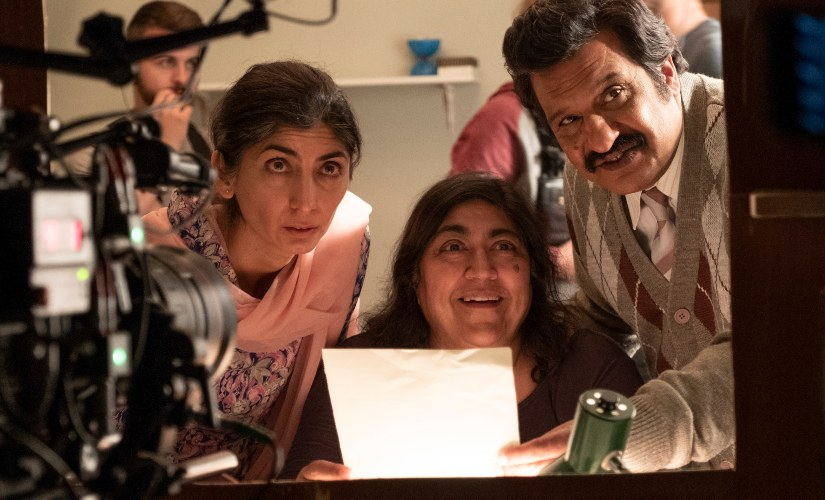 Gurinder Chadha on Blinded by the Light being inspired by Bruce Springsteen and recreating 80s Britain