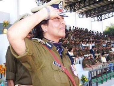 Kanchan Chaudhary Bhattacharya who made history after becoming Indias first woman DGP passes away Uttarakhand Police condoles her passing