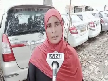 Woman from Uttar Pradeshs Sambhal district accuses husband of giving tripletalaq over property dispute