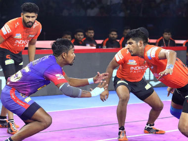 Pro Kabaddi 2019 U Mumba cry foul over contentious review in 4024 loss to hosts Delhi