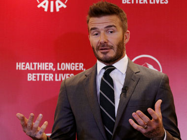 Major League Soccer Site for David Beckhams proposed stadium in Miami contaminated with high levels of arsenic says report
