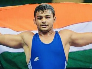 World Wrestling Championships 2019 Deepak Punia wins silver after pulling out of 86kg event final due to ankle injury