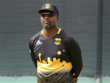 File image of interim South Africa team director Enoch Nkwe. Image credit: Twitter/@OfficialCSA