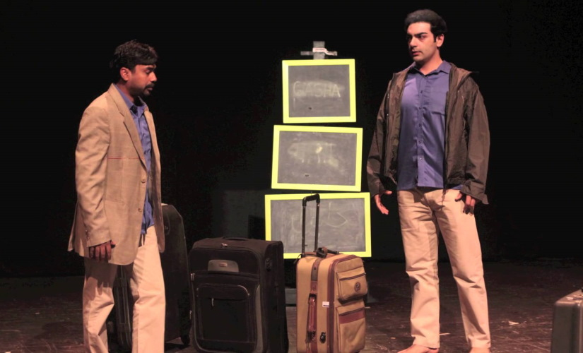Playwrightdirector Abhishek Majumdar on theatre as confluence its future in India and directing a film