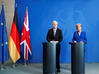 Germany asks Britain to come up with alternatives to Irish border backstop but France says no renegotiation of Brexit deal