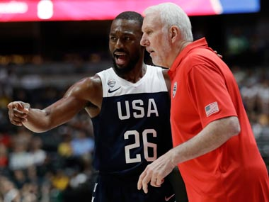 FIBA World Cup 2019 USA coach Gregg Popovich singles out Australia as major title threat ahead of tournament