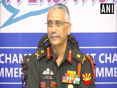 Indian troops maintaining posture along border with China says Army chief General MM Naravane