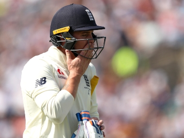 Another flop show for Jason Roy, who was out edging it to the slips for 9 in the first innings of Headingley Test. AP