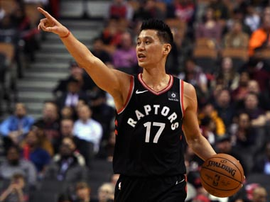 NBA Toronto Raptors Jeremy Lin set to move to Chinas Beijing Shougang Ducks following struggles with injuries consistency