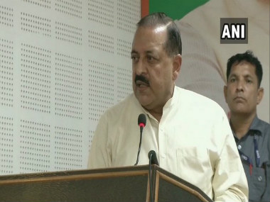Jitendra Singh says Article 370 was hindrance in Jammu and Kashmirs development urges youth from state to be part of countrys growth