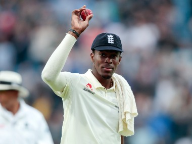 Jofra Archer took 6-45 in 17.1 overs. AP
