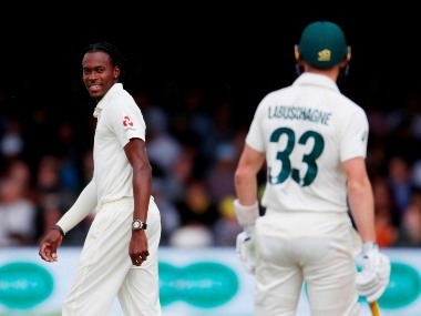 Jofra Archer was constant threat for Australia in the second Ashes Test. Reuters