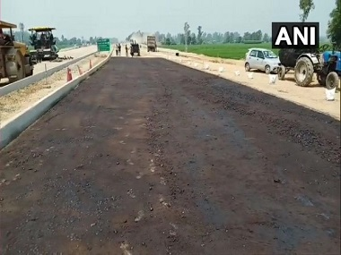 Construction of Kartarpur Corridor resumes after halt over workers payment issues official says work will be completed on time