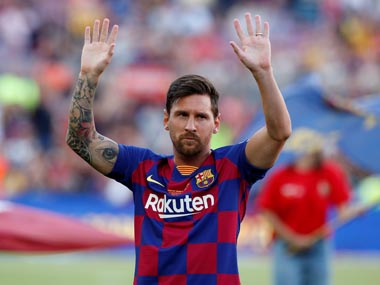 LaLiga Lionel Messi says tax problems in Spain made him want to leave Barcelona but now he wants finish his career at club