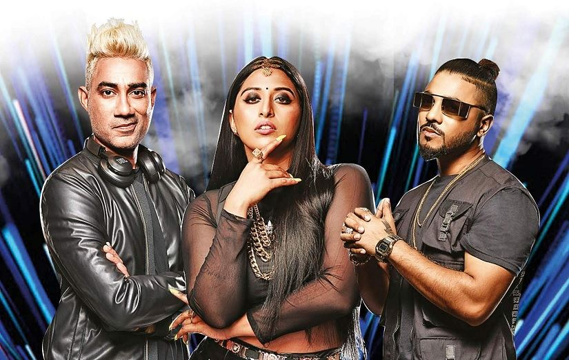 MTV Hustle Indias rap revolution gets a reality TV boost with Nucleya Raja Kumari Raftaar
