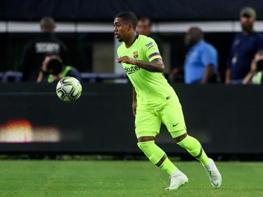 Zenit Saint Petersburg forward Malcom says he always tried his best despite not getting enough game time at Barcelona