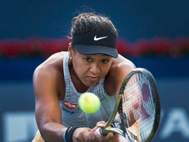 US Open 2019 Naomi Osaka says her knee injury is getting better as she readies to defend her title